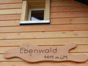 ebenwald