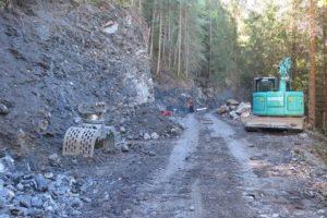 Prechtstrasse-Bauarbeiten-Abschnitt-Goldigä-Rangg-Prechtegg
