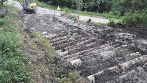 Strassenbau